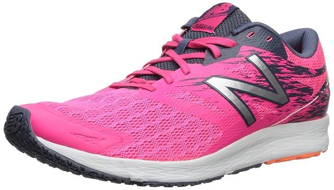 New Balance Flash, Scarpe da Atletica Leggera Donna, Rosa (Pink), 40 EU