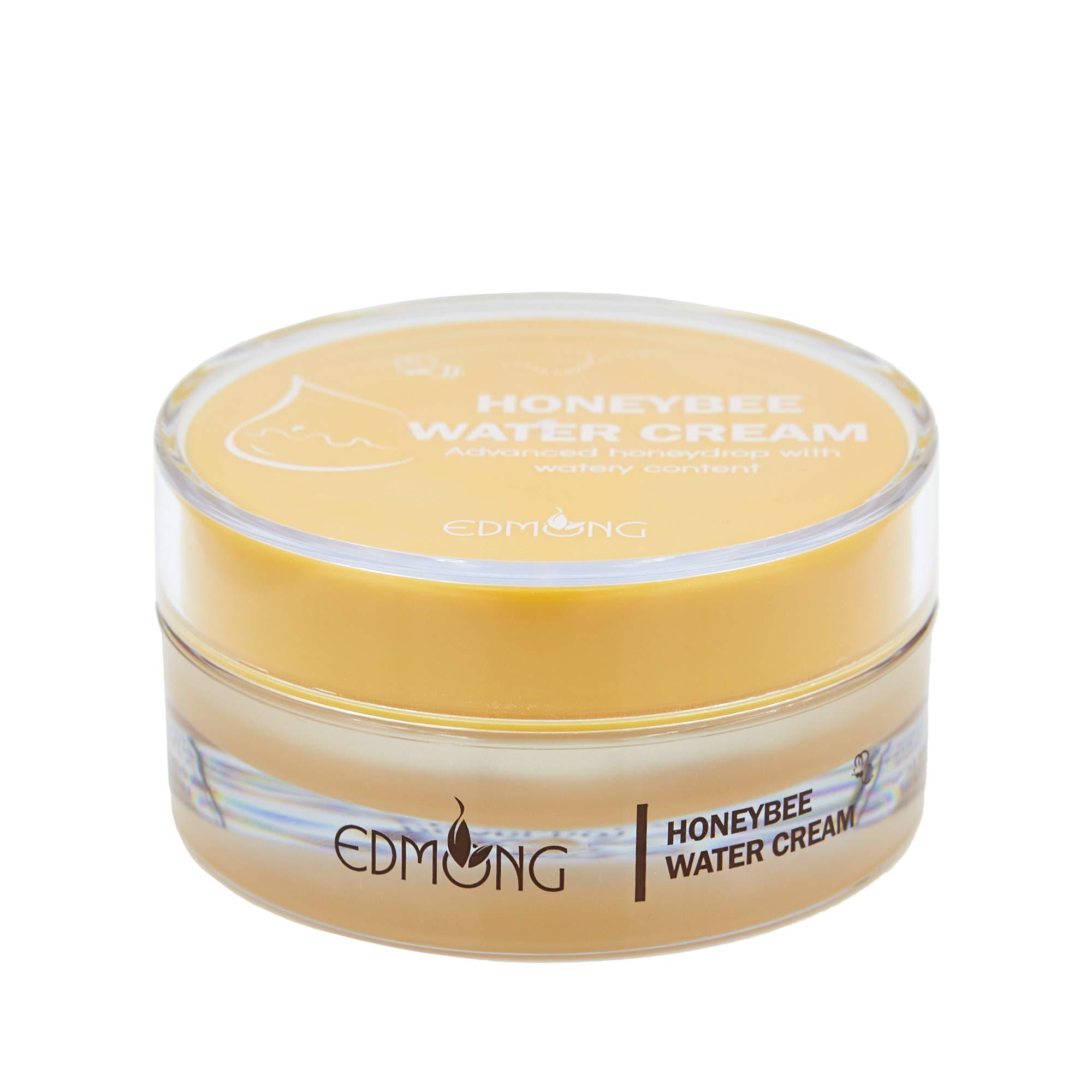 Face Moisturizer Honey Cream- Korean Skin Care Moisturizer Honeybee Natural Facial Moisturizing Cream For Women, Men, Kids, For Both Dry And Oily Skin As Day Cream, Soothing Cream, Sleep Cream, Night Cream By Edmong