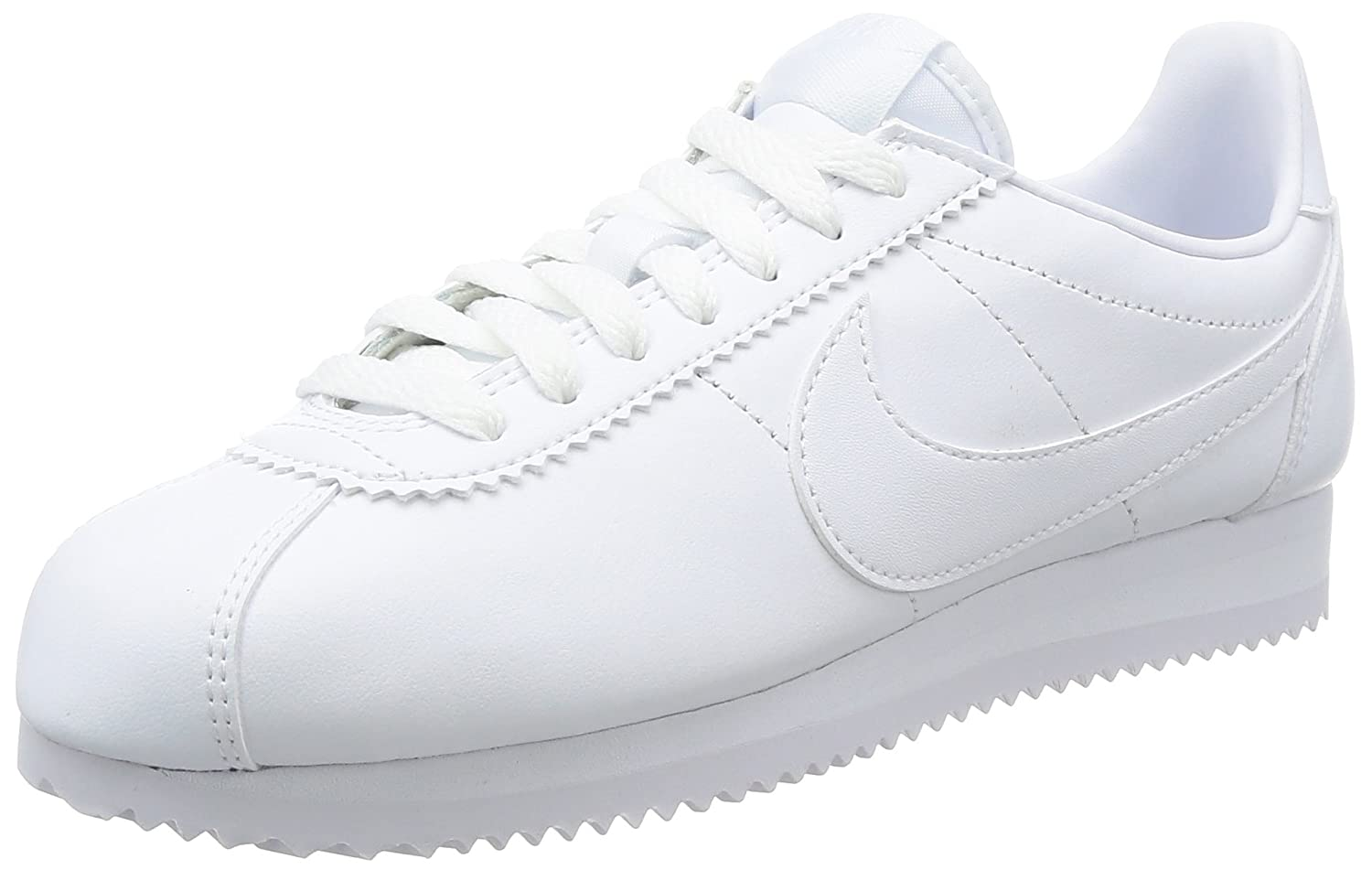 huge selection of a3b57 c2adb Nike Women's Classic Cortez Leather Running Shoes