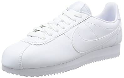 newest collection 2c9d2 efa88 Nike - Classic Cortez Leather - Baskets - Femme - Blanc (White) - 36