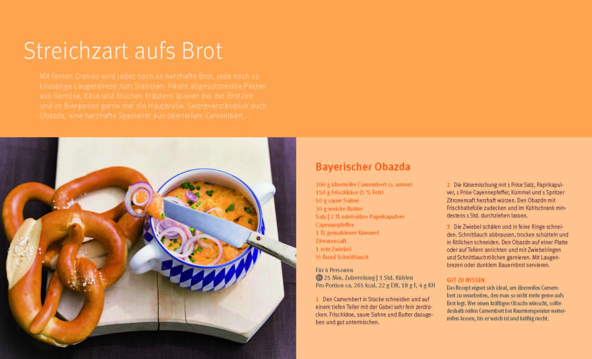 Biergartenkochbuch Bayerische Sommerküche : Brotzeit: amazon.de: petra casparek erika casparek türkkan: bücher