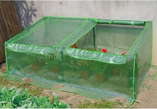 TronicXL - Invernadero Plano para Invernadero, Invernadero para jardín, balcón, etc.: Amazon.es: Jardín