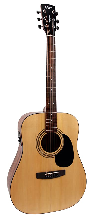 Guitarra acústica eléctrico ad810 e op