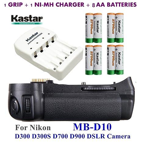 Kastar Pro - Empuñadura de Batería Vertical multipotencia ...