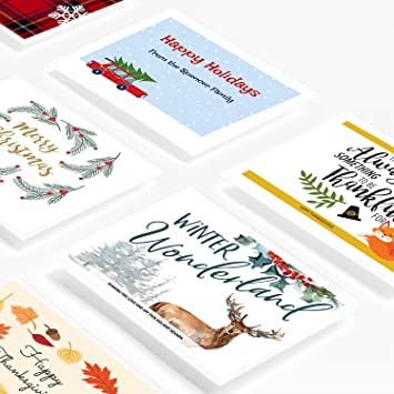 Amazon Com Avery Printable Postcards For Laser Printers 200 White