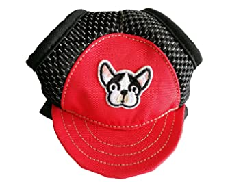 BIAOZH Sombrero de visera ajustable para mascotas de verano, gorra ...