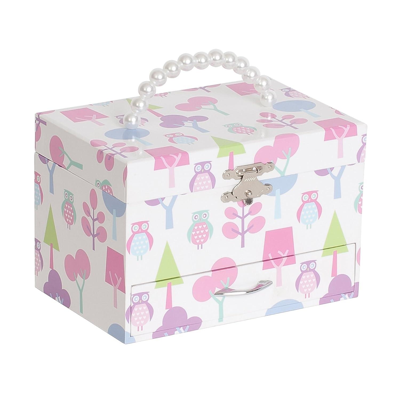Amazoncom Mele Co Molly Girls Musical Ballerina Jewelry Box