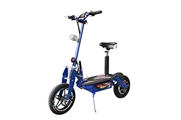 Moovway M14 - Patinete eléctrico, color azul, 1000 W: Amazon ...