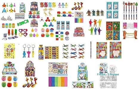 Multicolore Taglia Unica geo-versand Bambini 8 X Bacchetta Magica Giocattolo