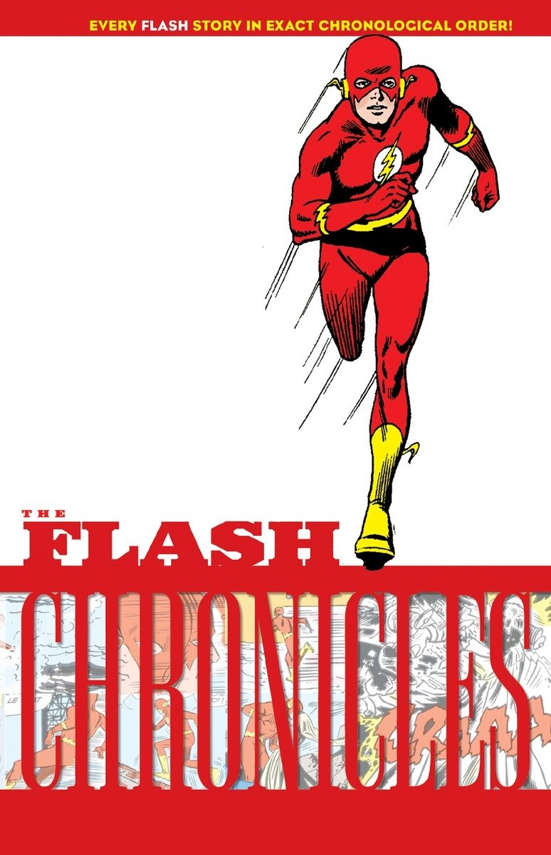 Download The Flash Chronicles Vol. 4: Every Flash Story in Exact Chronological Order! PDF