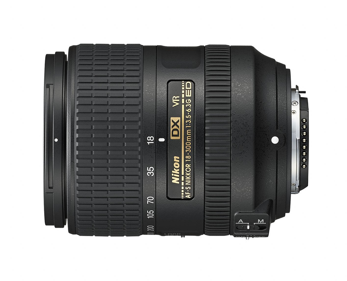 Nikon Nikkor AF S DX  mm f:  G ED VR
