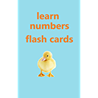 Learn Numbers Flash Cards (English Edition)