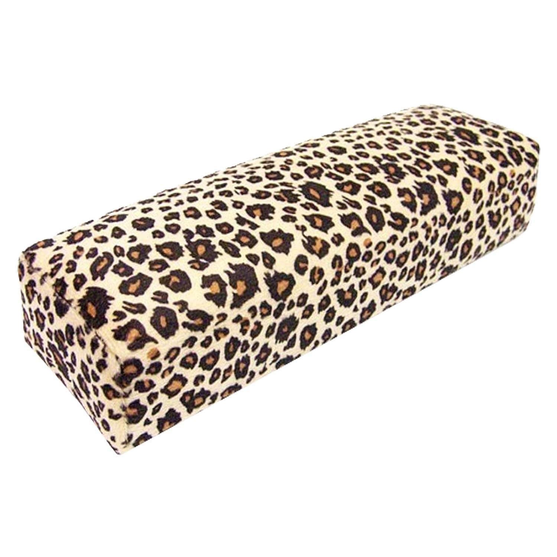 nails-beauty24mano estante, reposamuñecas, Leopard Herramientas y accesorios en el ámbito Nail Art joyas clavos,–uñas postizas Natural. Refuerzo Y Manicura unbekannt