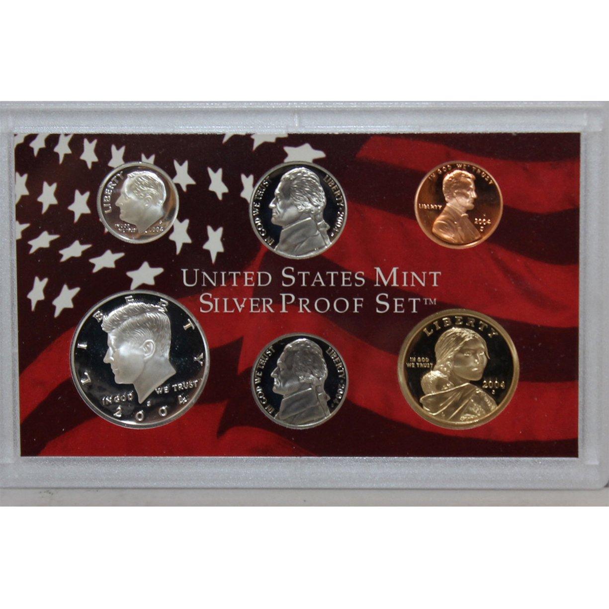 2004 United States US Mint 11pc Clad Proof Set SKU1450