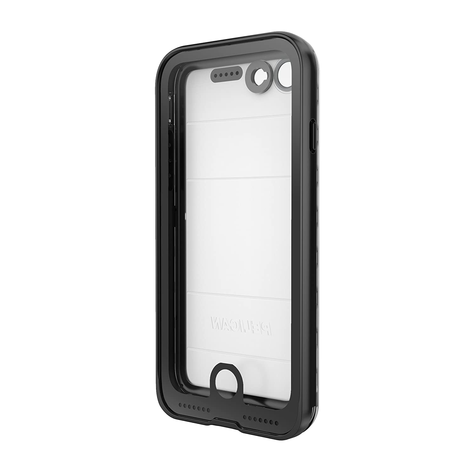 Iphone X Case Pelican Marine Waterproof For Cell Phone Shield With Charger Clear Black Phones Accessories