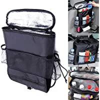 Autostoel Rug Opbergtas Cool/Hot Multi-Zakken Thermische Isolatie Tas Reisorganisator Auto-Accessoires