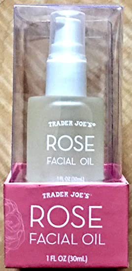 Joe For Oil >> Amazon Com Rose Facial Oil With Moisturizing Rose Hip Botanicals