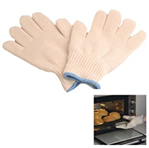 Heat Resistant Oven Glove Hot Surface Handler (Set of 2)