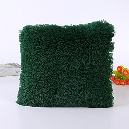 Amazon.com: SZBLNSM Beautiful Sofa Waist Throw Cushion Case ...