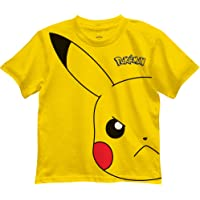 Pokemon Pikachu Little & Big Boys Graphic T Shirt