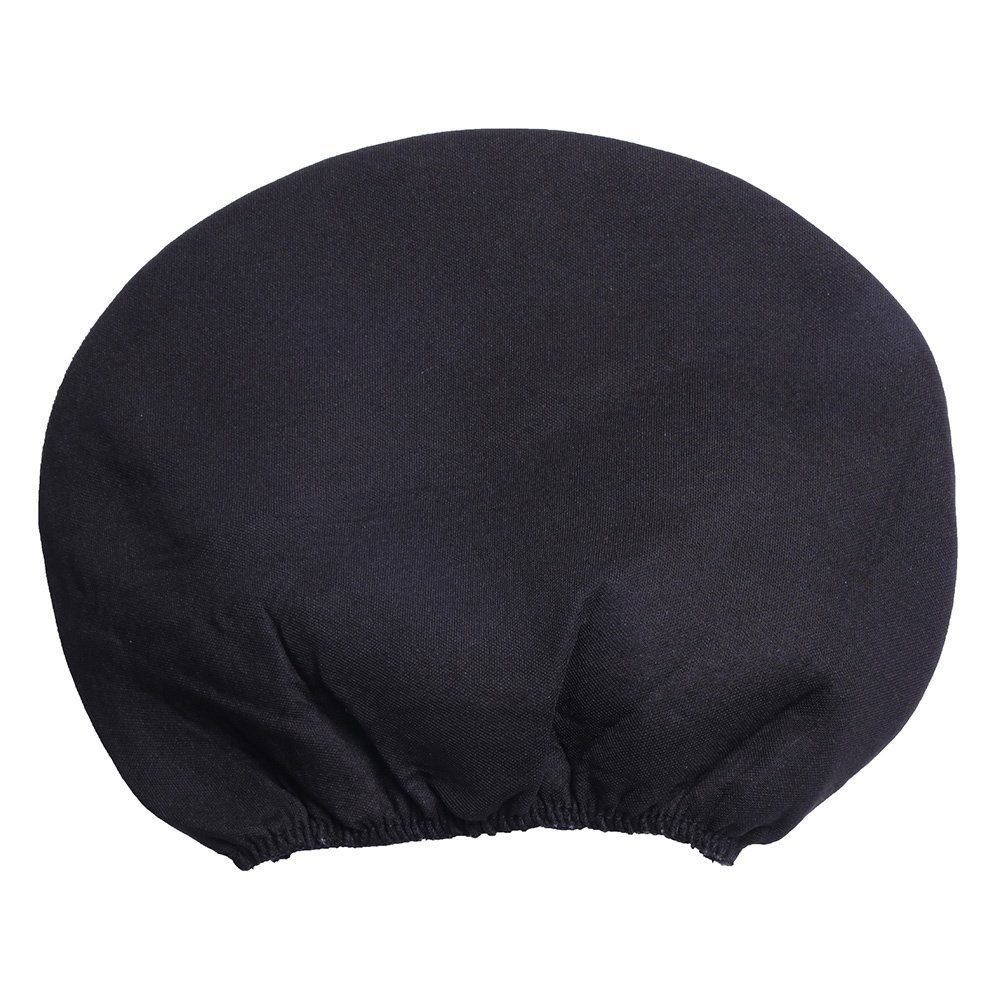Black 100/% Breathable Semi-PU Leather Polyester Stretchy Durable Auto Seat Cover for Most Cars ECCPP Universal Car Seat Cover w//Headrest Cover//Steering Wheel//Shoulder Pads