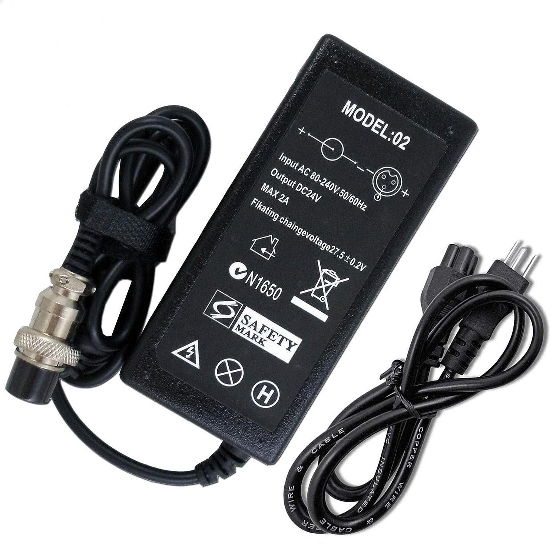 Amazon.com: bestcompu® 48 W 24 V 2 A Replacement Electric ...