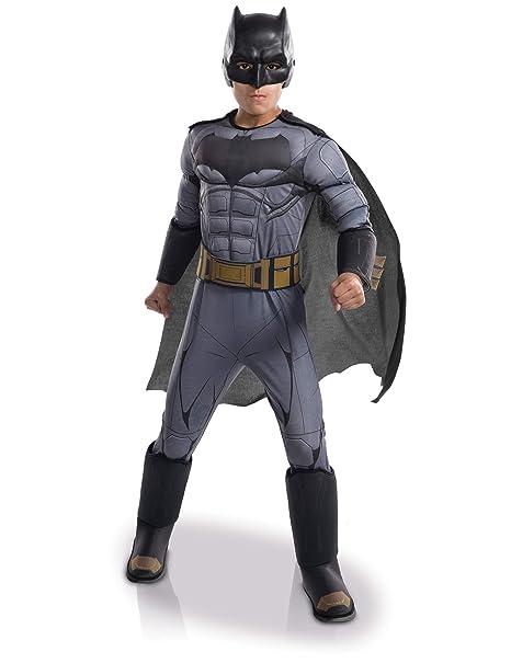 e1573d68c Disfraz lujo Batman - Liga de la Justicia niño 3-4 años (98 104 ...