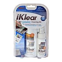 iKlear 17284 Kit complet de nettoyage pour écrans Cinema Display/iPod/iPhone/iPad/MacBook Pro/Mac Pro/TV HD