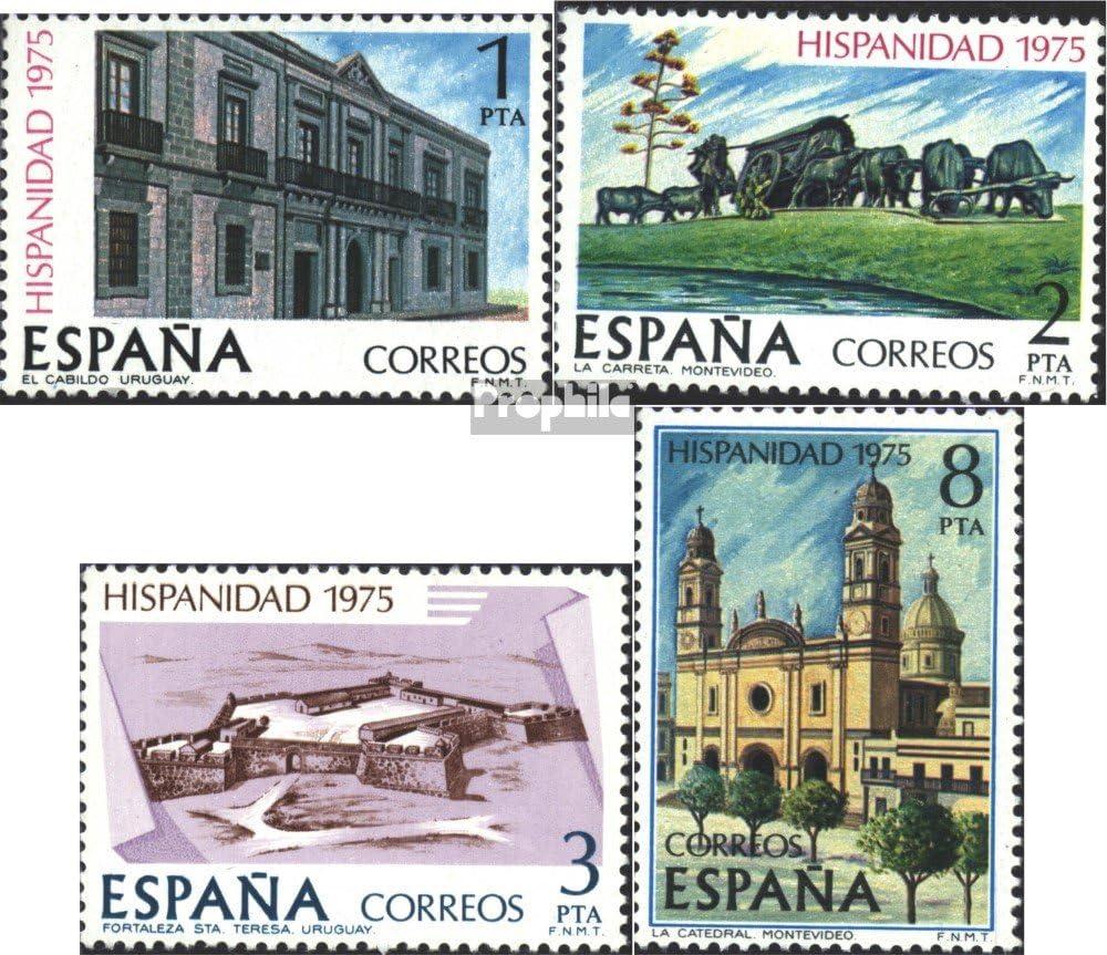 Prophila Collection España Michel.-No..: 2186-2189 (Completa ...