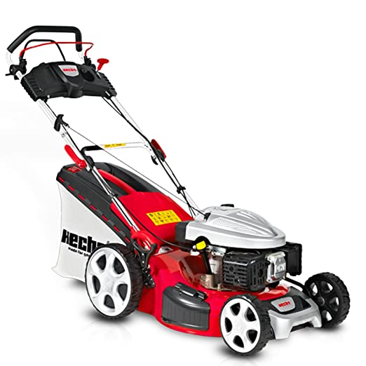 HECHT 553 SW Walk behind lawn mower Gasolina - Cortacésped ...