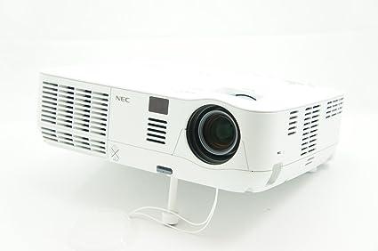 NEC NP-V300W - Proyector (3000 lúmenes ANSI, DLP, WXGA (1280x800 ...