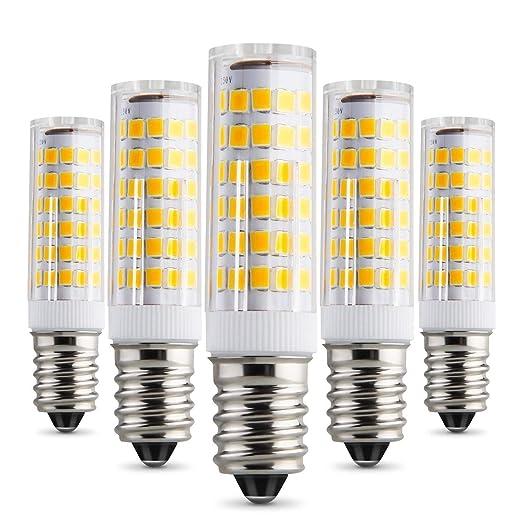 A 4er Pack LED E14 Dunstabzugshaube Lampe 5 W Ersatz FüR 50 W Halogenlampen