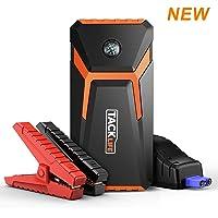 TACKLIFE T8 Mix Car Jump Starter 10800mAh 12V Portable Power Pack