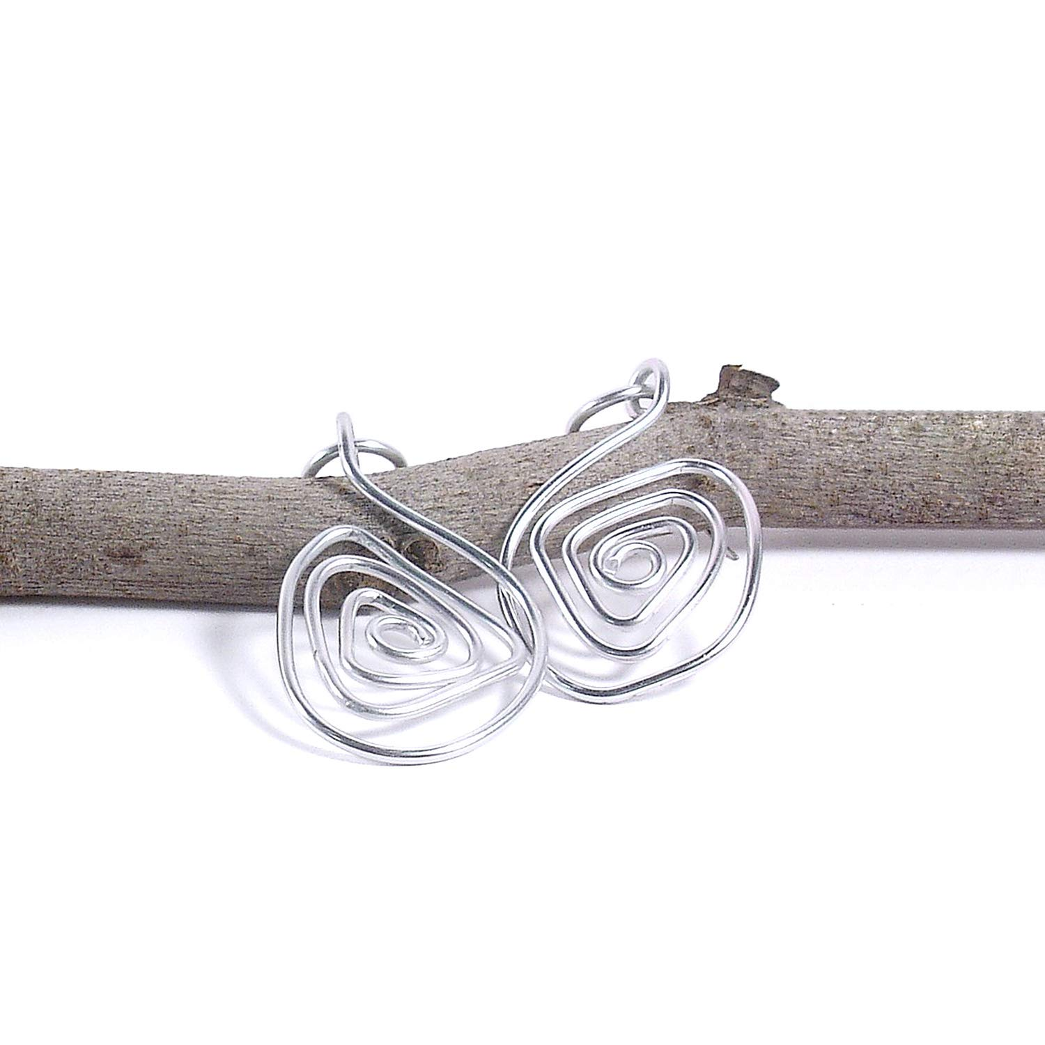 32.8 feet 10 M Bendable and Flexible Floral Armature Wire for DIY Arts and Craft Projects by STARVAST 9 Gauge Silver Aluminum Wire Metal Craft Wire 3mm Diameter