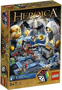 LEGO Juegos de Mesa 3874 - Heroica Ilrion: Amazon.es: Juguetes y juegos