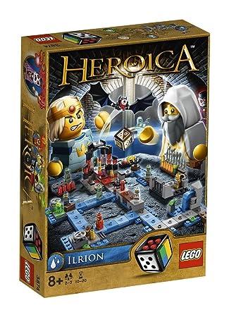 Lego Juegos De Mesa 3874 Heroica Ilrion Amazon Es Juguetes Y Juegos