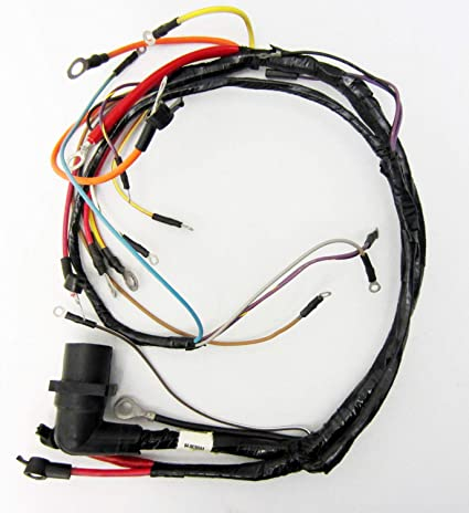Mercruiser nueva OEM Cable eléctrico principal arnés enchufe Cable ...
