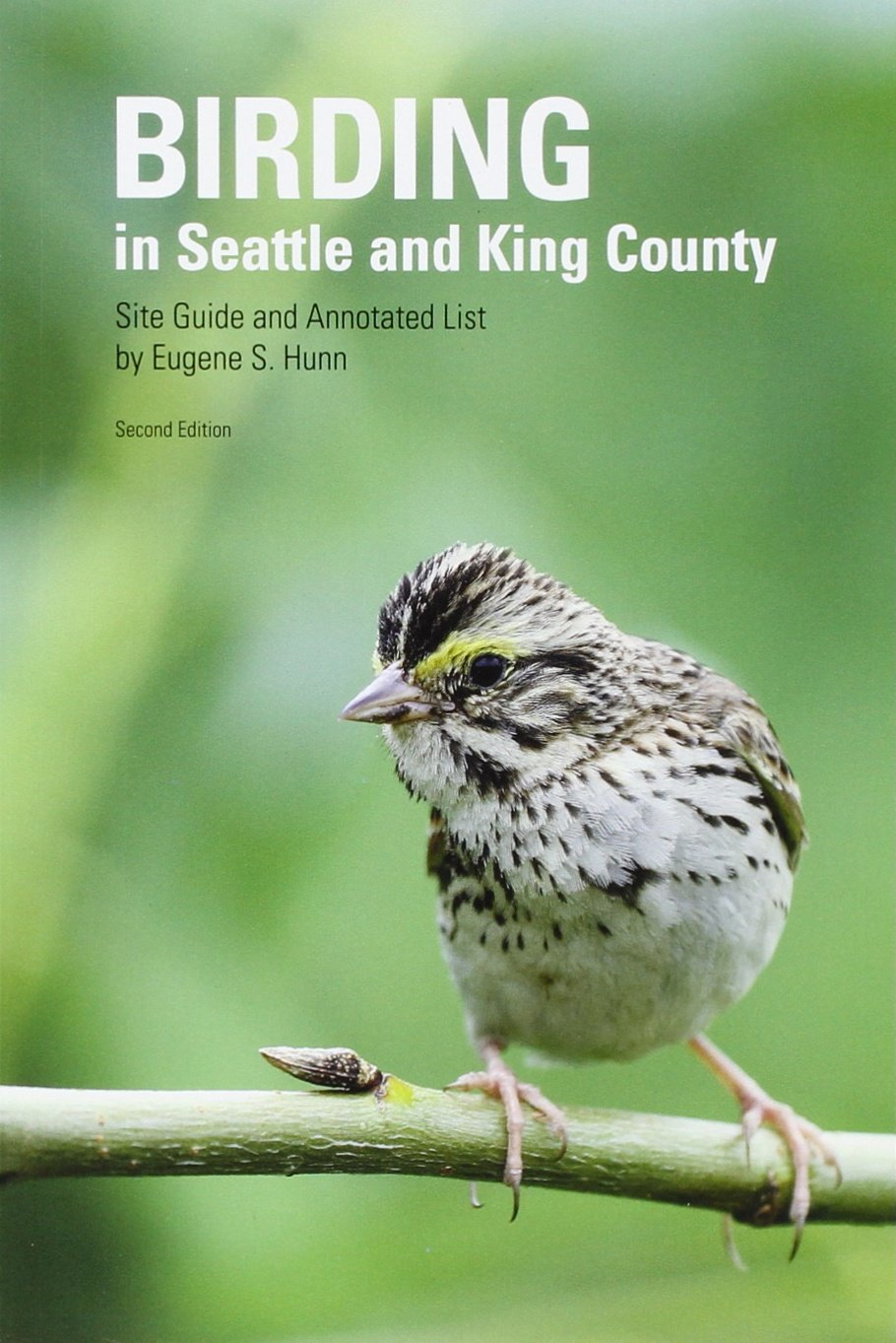Read Online Birding in Seattle and King County: Site Guide and Annotated List (Trailside) PDF