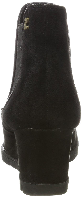 XTI Damen Chelsea 063701 Chelsea Damen Stiefel Schwarz (schwarz) 4c57a1