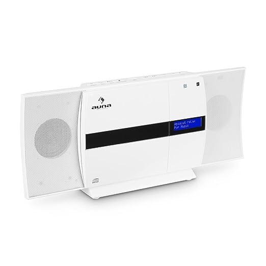 6 opinioni per auna V-20 DAB • Impianto Stereo Verticale • Bluetooth • Lettore CD • Porta USB