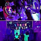 Onforu UV LED Black Light Bulbs,15W BR30 E26