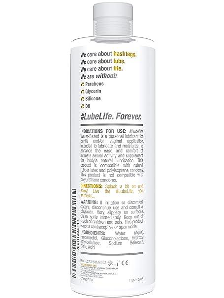 Use suntan oil as sex lube