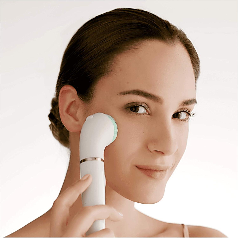 Braun FaceSpa Pro 913 - Depiladora facial con 3 accesorios, blanco ...