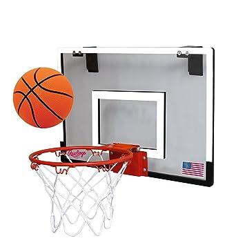 RAWLINGS Juego de artículos Deportivos de Baloncesto aro Set ...