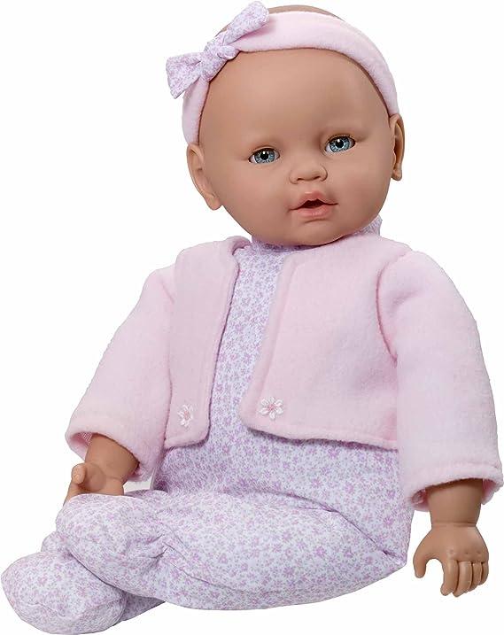 Amazon.es: Rosa Toys- Muñeco Bebe comilón 40 cm con Accesorios ...