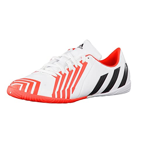 Adidas Absolado Instinct Zapatillas de fútbol Sala Infantil, Color Blanco, Talla 37 1/3: Amazon.es: Zapatos y complementos