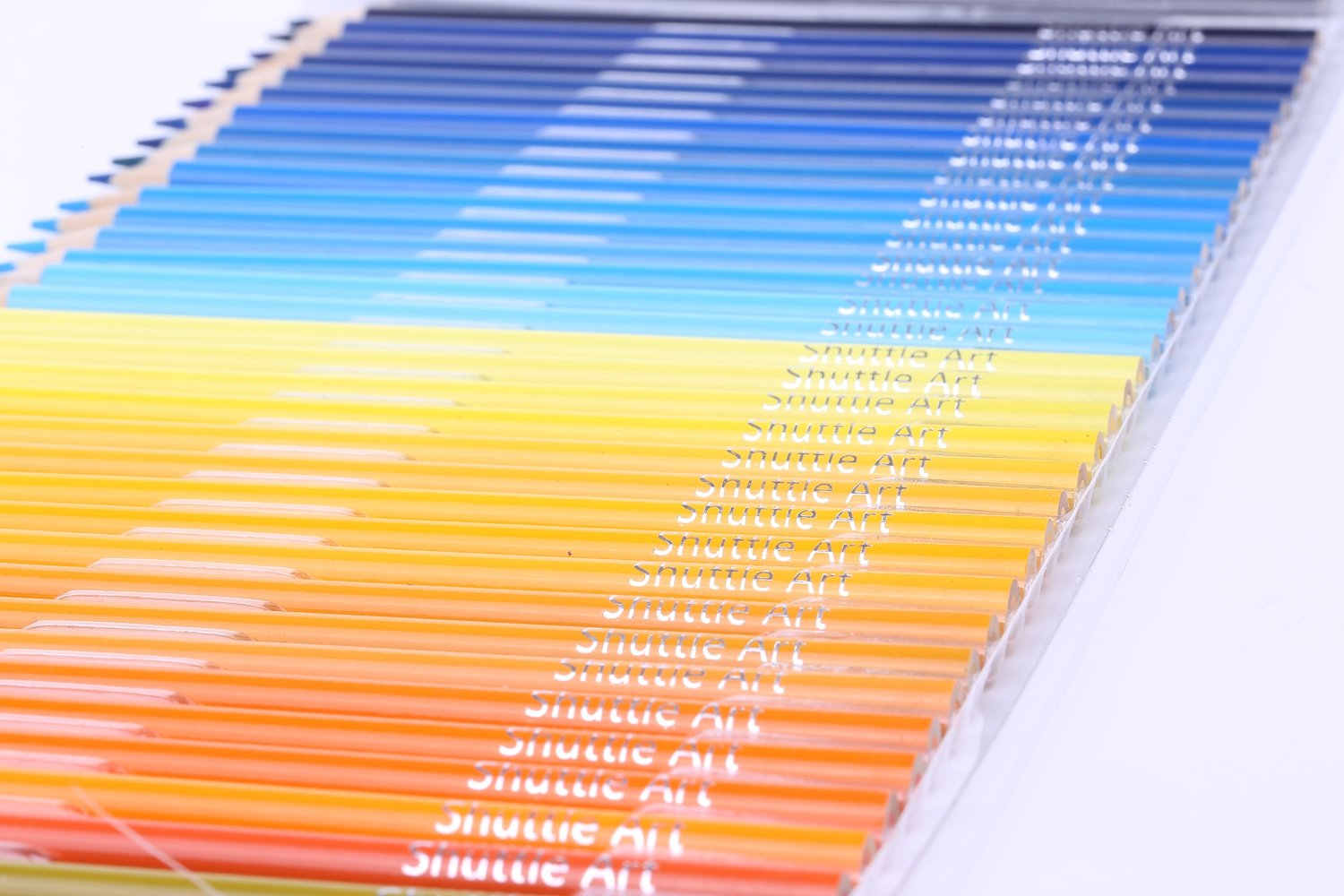 Shuttle Art - 3 set of 136 Colored Pencils,Colored Pencil Set for Adult Coloring Books