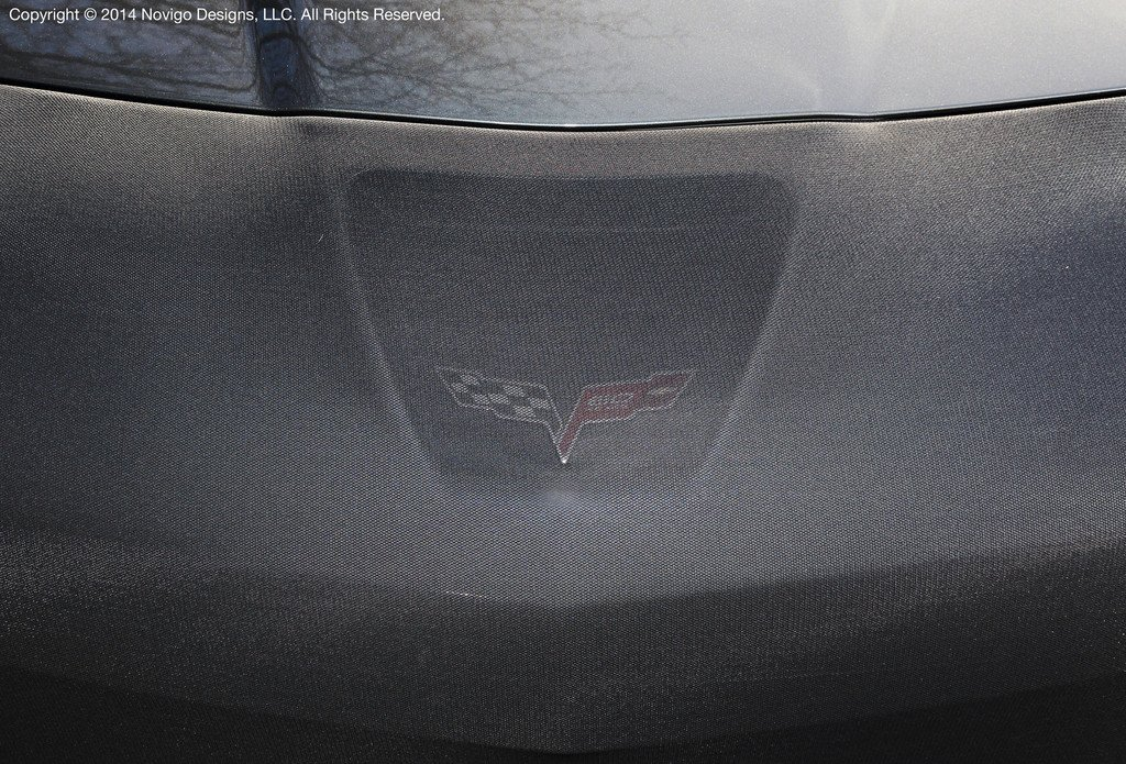 C6 2006 through 2013 Corvette GS Z06 ZR1 will not fit the base C6 Corvette C6 Corvette Grand Sport ZO6 ZR1 GS NoviStretch Front Bra High Tech Stretch Mask Fits