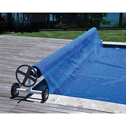 Kokido Stainless Steel In Ground Swimming Pool Cover Reel Set