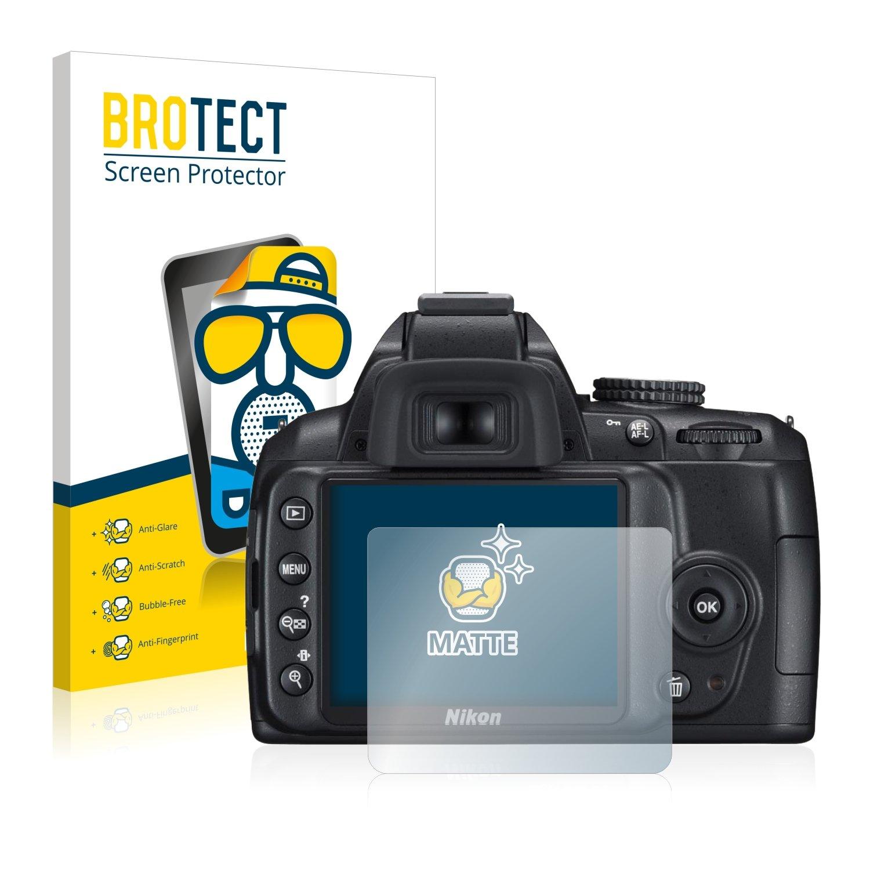 BROTECT Protector Pantalla Anti-Reflejos Compatible con Nikon ...